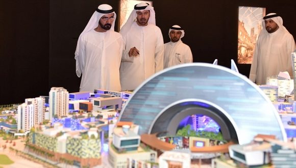 The world's first climate-controlled city: Dubai to build biggest mall on the planet