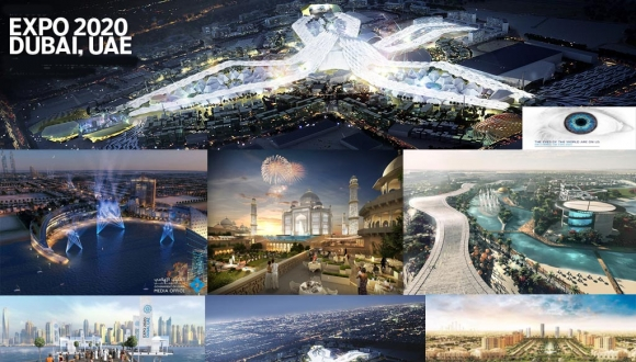 The United Arab Emirates won the right to host the World Expo in Dubai in 2020